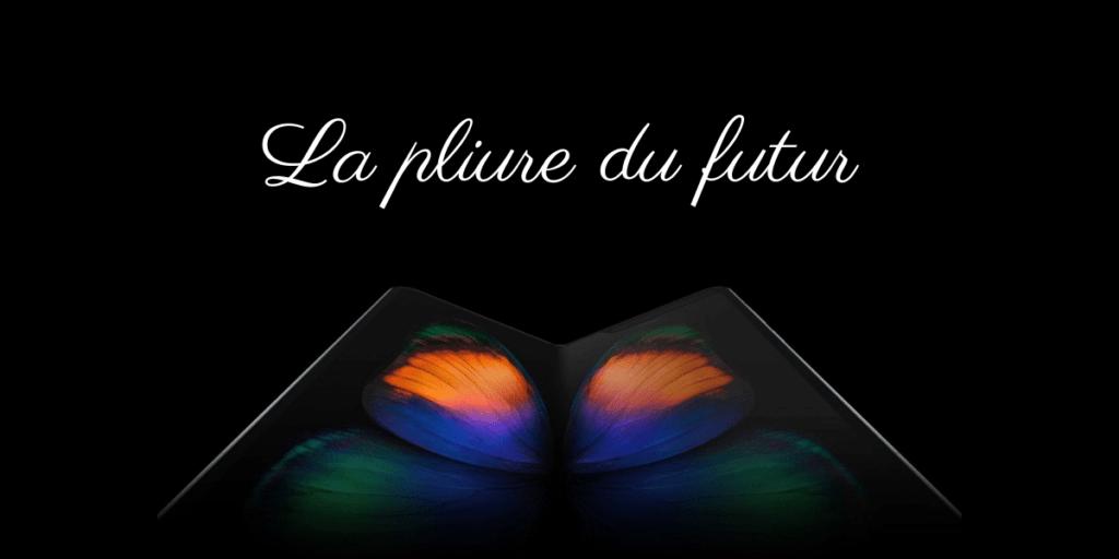 La pliure du futur 1