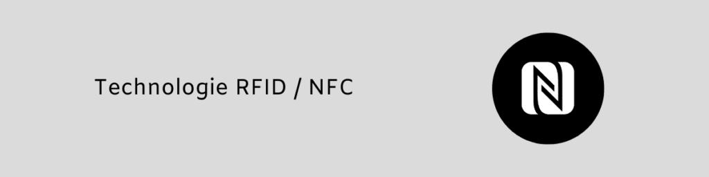 Technologie RFID / NFC 1