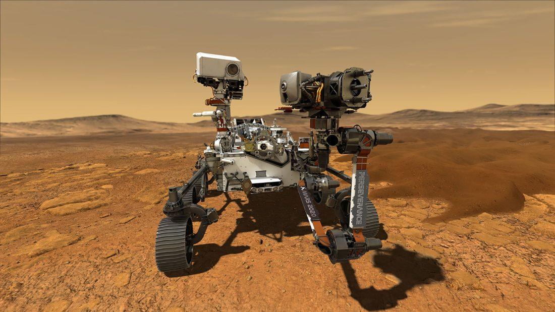 L'arrivée de Perseverance sur Mars est une réussite ! Retour sur les spécificités de la mission d'exploration que le rover de la NASA va entamer 6